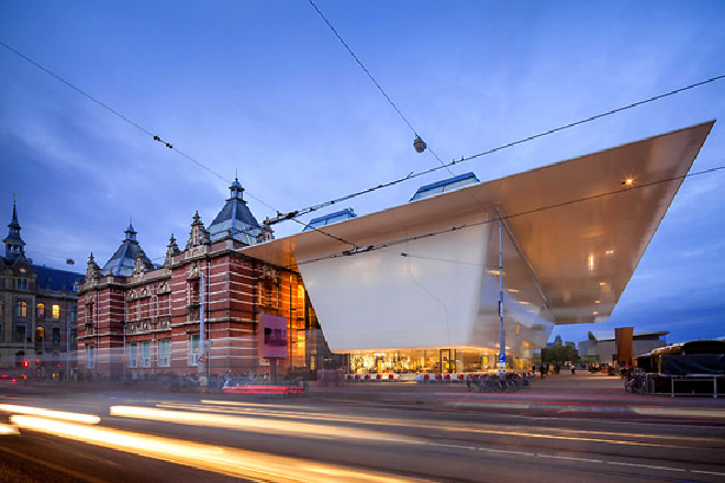 アムステルダム(オランダ)