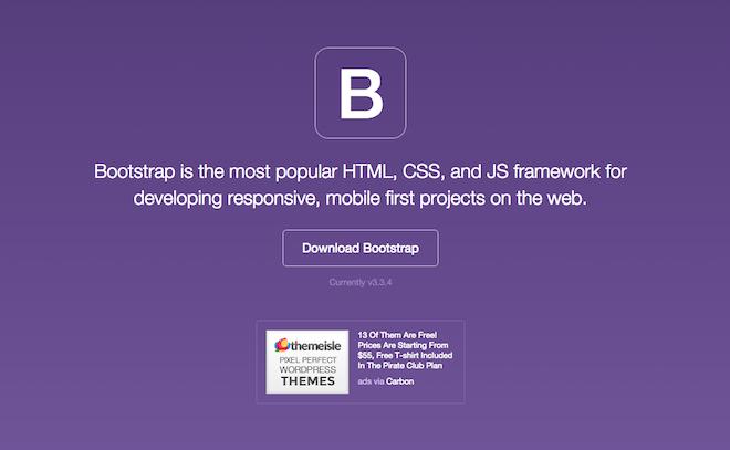無料テンプレートで爆速WEB制作!Start Bootstrapを使ってみよう!