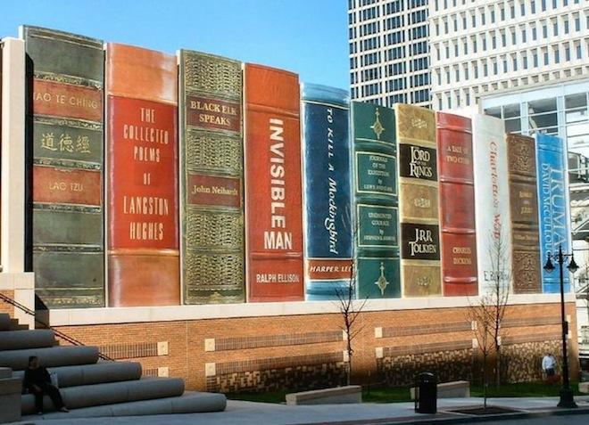 カンザスシティ公共図書館