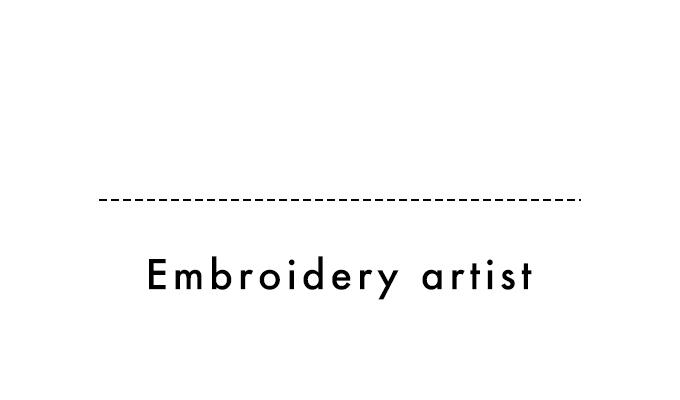 国内外の刺繍アーティストまとめました。